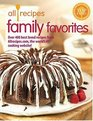 Allrecipes Family Favorites