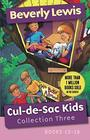 Cul-de-Sac Kids Collection Three Books 13-18