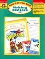Take It to Your Seat Writing Centers Grades 3-4