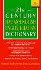 Italian-English/English-Italian Dictionary