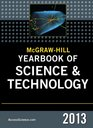 McGraw-Hill Yearbook of Science and Technology 2013