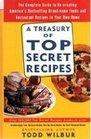 A Treasury of Top Secret Recipes