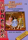 Little Miss Stoneybrook...and Dawn (Baby-Sitters Club, No 15)