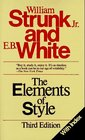 The Elements of Style Third Edition