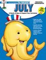 July A Month of Ideas at Your Fingertips