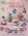 Plastic Canvas Angels