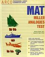 MAT Miller analogies test