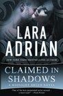 Claimed in Shadows A Midnight Breed Novel