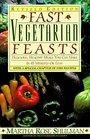 Fast Vegetarian Feasts