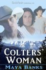 Colters' Woman (Colters' Legacy, Bk 1)
