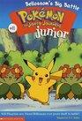 Bellossom's Big Battle (Pokémon Junior Chapter Book)