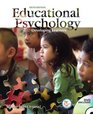 Educational Psychology Developing Learners Value Package  6 Month Access