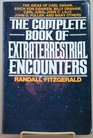 The Complete Book of Extraterrestrial Encounters The Ideas of Carl Sagan Erich Von DAniken Billy Graham Carl Jung John C Lilly John G Fulle