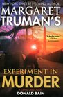 Margaret Truman's Experiment in Murder (Capital Crimes, Bk 26) (Large Print)