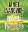Top Secret Twenty-One (Stephanie Plum, Bk 21) (Audio CD) (Unabridged)