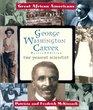George Washington Carver The Peanut Scientist