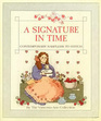 A Signature in Time: Contemporary Samplers to Stitch