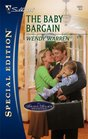 The Baby Bargain (Logan's Legacy Revisited, Bk 4) (Silhouette Special Edition, No 1820)