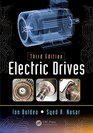 Electric Drives Third Edition