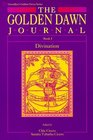 The Golden Dawn Journal Book I Divination