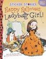 Happy Halloween Ladybug Girl