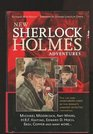 New Sherlock Holmes Adventures