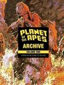 Planet of the Apes Archive Vol 1 Terror on the Planet of the Apes