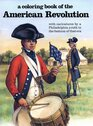 A Coloring Book of the American Revolution