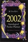 Llewellyn's 2002 Astrological Pocket Planner