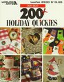 Our Best 200 Holiday Quickies