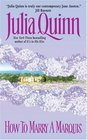 How to Marry a Marquis (Agents for the Crown, Bk 2)