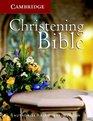 KJV Christening Bible KJ11W