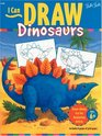 I Can Draw Dinosaurs: Draw-Along Fun for Beginning Artists (I Can Draw , No 2)