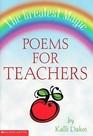 The Greatest Magic Poems for Teachers