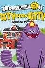 Itty Bitty Kitty Firehouse Fun