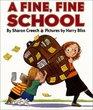A Fine, Fine School (Picture Book Read-Alongs)