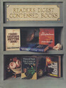 Reader's Digest Condensed Books Vol. 3 (1973) (Sadie Shapiro's Knitting Book, The Years Of The Forest, The Taking Of Pelham One Two Three, The Curse Of The Kings, Captain Bligh And Mr. Christian)