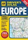 Aa Driver's Atlas Europe