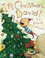 It's Christmas David