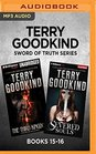 Terry Goodkind Sword of Truth Series Books 15-16 The Third Kingdom  Severed Souls