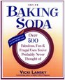 Baking Soda Over 500 Fabulous Fun and Frugal Uses You've Probably Never Thought of
