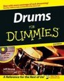 Drums For Dummies (For Dummies (Lifestyles Paperback))