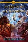 The Blood of Olympus (Heroes of Olympus, Bk 5)