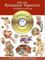 Full-Color Romantic Vignettes CD-ROM and Book