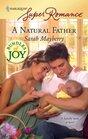 A Natural Father (Harlequin Superromance)