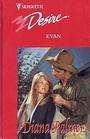 Evan (Thorndike Large Print Silhouette Series)