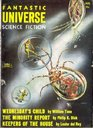 Fantastic Universe January 1956 First Appearance Minority Report By Philip K Dick