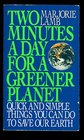 Two Minutes a Day to a Greener Planet mass Ppr