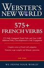 Webster's New World 575 French Verbs