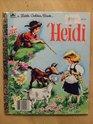 Heidi (Little Golden Book)